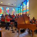 The Angelic Voices Gospel Choir at Sacred Heart Catholic Church in Pinellas Park, FL photo album thumbnail 15